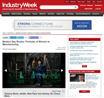 IndustryWeek March 14 2016